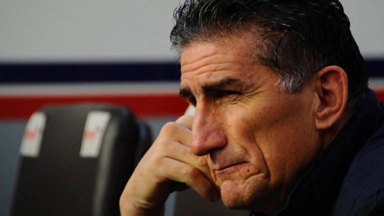 Edgardo Bauza es el nuevo DT de la Selección Argentina