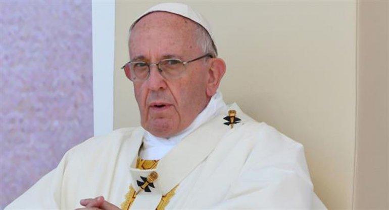 Francisco dijo que cuando pedimos trabajo estamos pidiendo poder sentir dignidad.