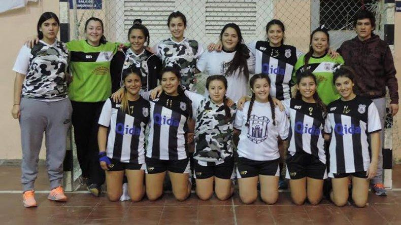 Las chicas de Nueva Generación se quedaron con el título en la categoría Juvenil Damas.