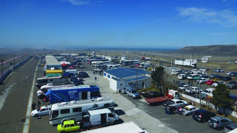 El autódromo General San Martín de Comodoro Rivadavia volverá a tener competencia este fin de semana.