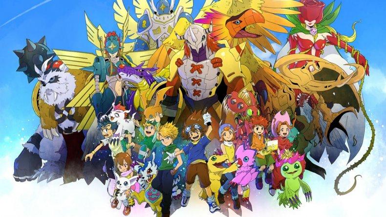 Tras la locura de Pokémon Go vuelven los Digimon