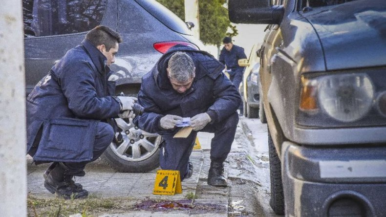 La madre de Ganso Sánchez desconfía de la policía