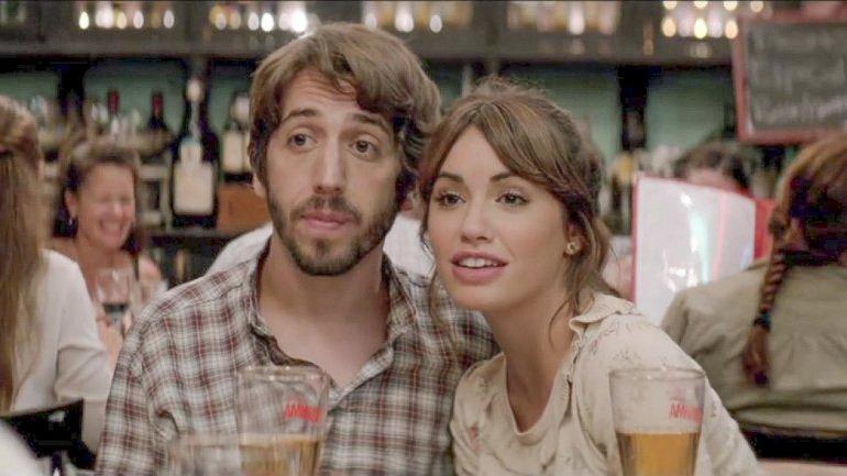 Lali Espósito y Martín Piroyansky son Camila y Mateo