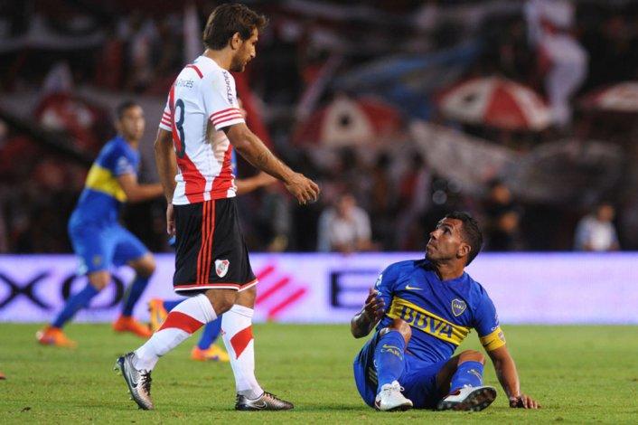 El Superclásico entre River y Boca se jugará en la decimotercera fecha.