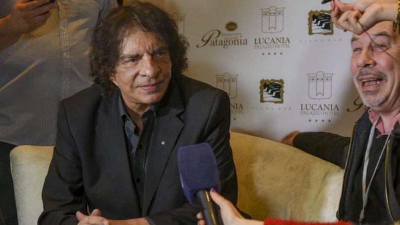 Alejandro Dolina llegó por primera vez con La Venganza Será Terrible a Comodoro Rivadavia