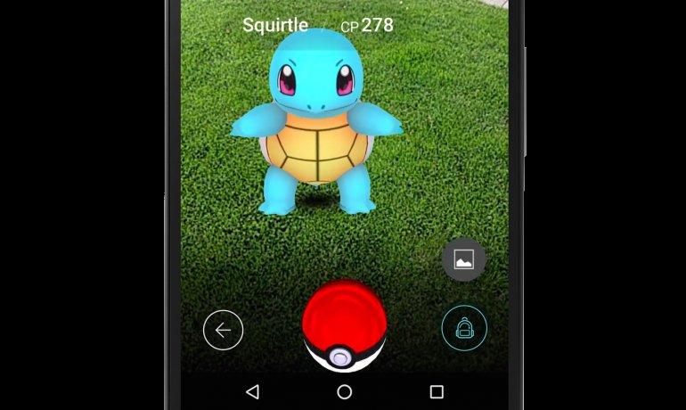 Pokémon Go fue lanzado oficialmente en Argentina