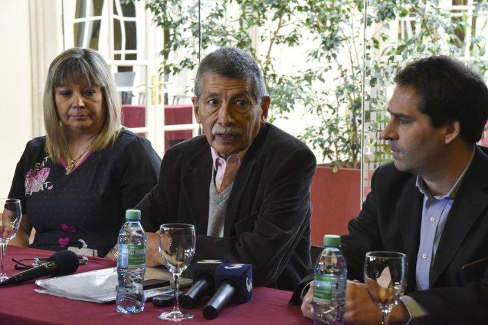 Sus organizadores presentaron en forma pública ayer las jornadas de pediatría y enfermería que se desarrollarán en noviembre en Comodoro Rivadavia con destacados participantes.