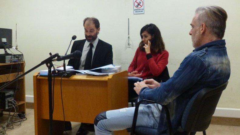 Chatrán Hernández sumó otra causa por estafa y le dictaron dos meses de prisión preventiva.