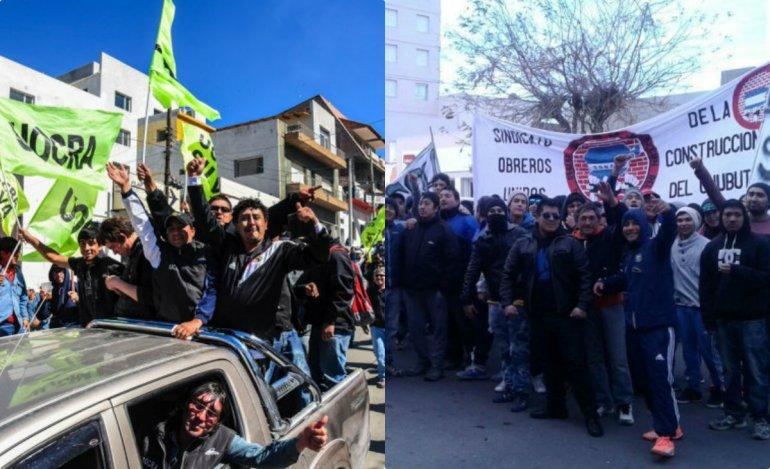 Otra vez denuncias cruzadas entre SOUCCH y UOCRA