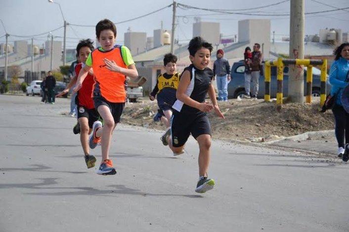 Se viene el torneo atlético Día del Niño
