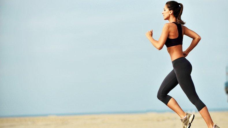 El running y las mujeres:  derribando mitos
