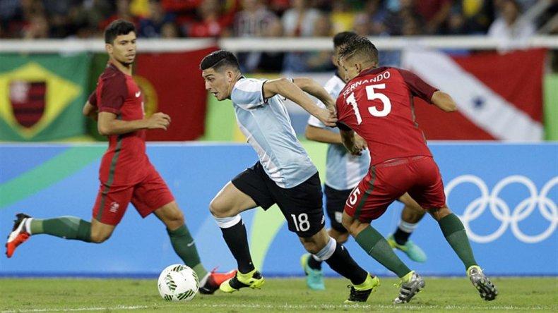 Argentina perdió 2 a 0 en el debut de Río 2016
