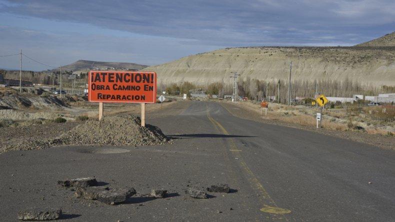 El estado de la Ruta 3 preocupa a los vecinos de Kilómetro 14