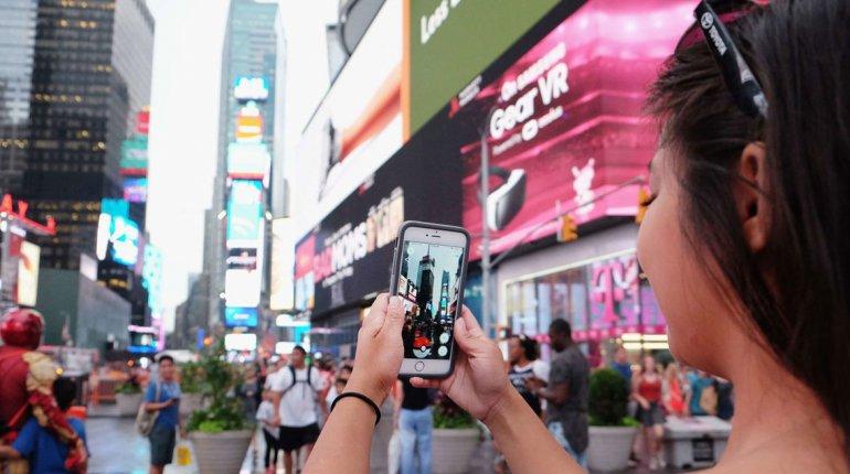 Ya se ofrecen paquetes turísticos para atrapar pokémons y Nueva York es el lugar más codiciado.