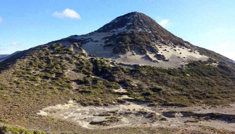 Pico Salamanca: un divertido trekking cerca de Comodoro