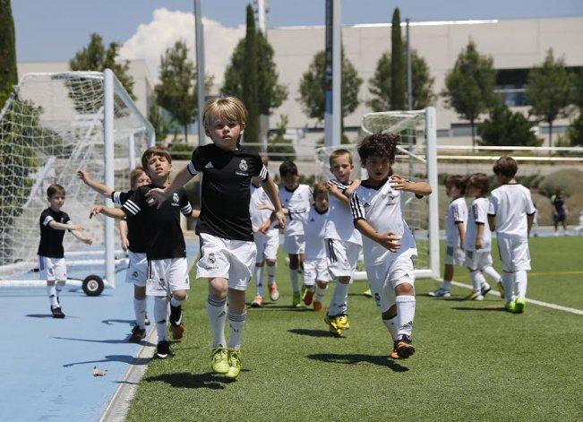 Dentro de dos meses se realizará en Rada Tilly la clínica con la Fundación Real Madrid.