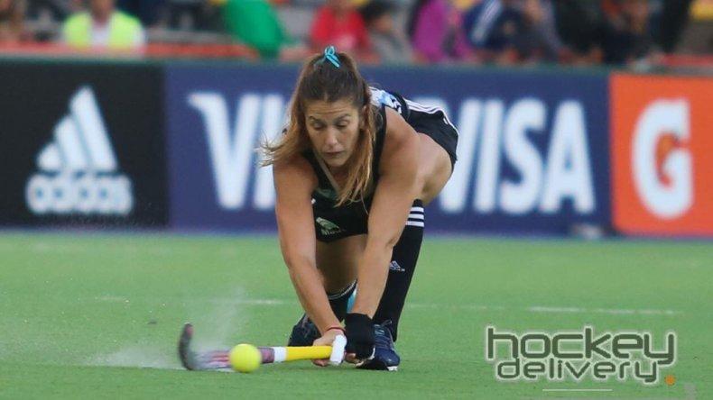 Julia Gomes Fantasía hará hoy realidad su sueño de disputar los Juegos Olímpicos.