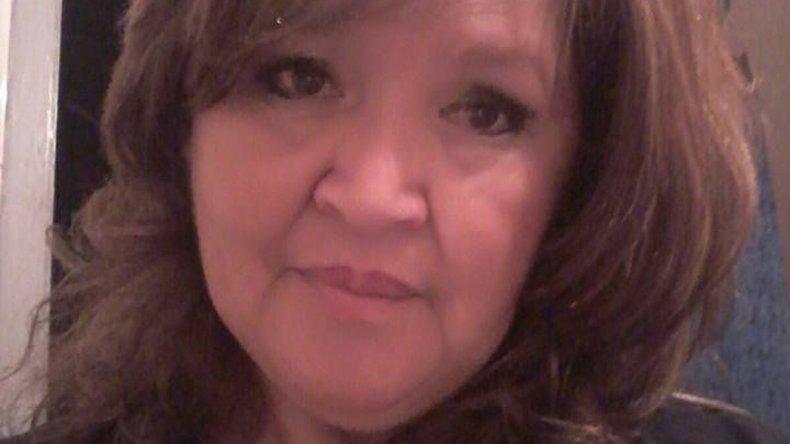 Elva García tenía 52 años y había llegado hacía pocos días desde Salta hasta Caleta Olivia para visitar a sus hijos.