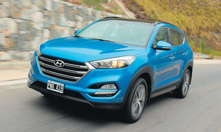 Lanzamiento: Nueva Hyundai Tucson en Argentina