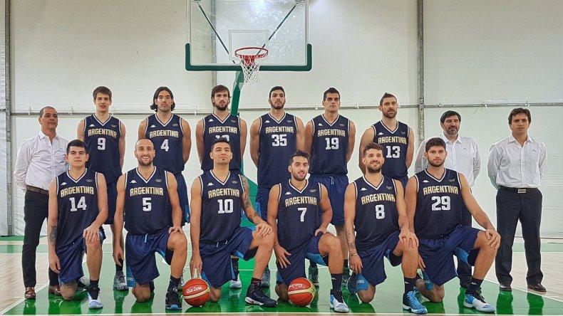 La selección argentina masculina de básquetbol debutará esta noche en los Juegos Olímpicos.