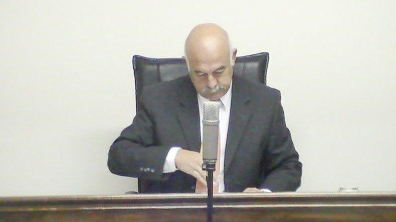 El juez Camilo Pérez determinó que el detenido cumpla prisión preventiva en Comodoro Rivadavia.