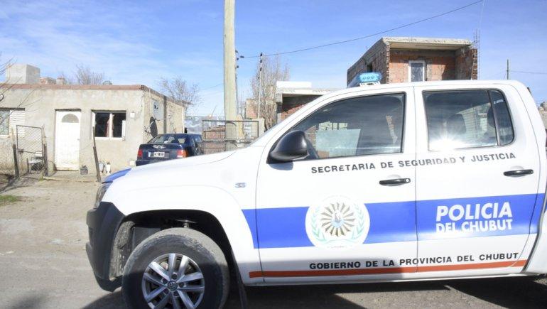 La Policía allanó la vivienda de Franco Chicuy
