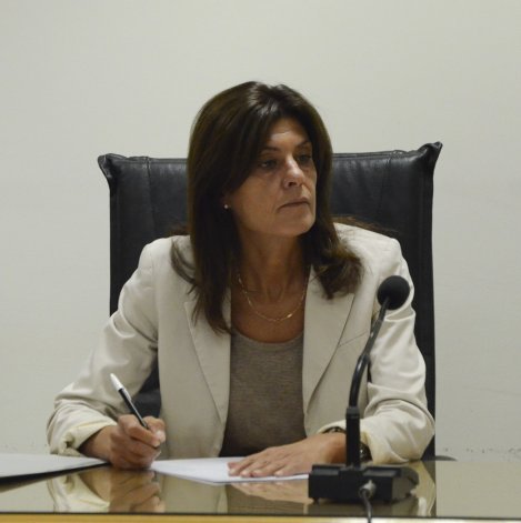 La juez Raquel Tassello le dictó 30 días de prisión a Fernando Flores.