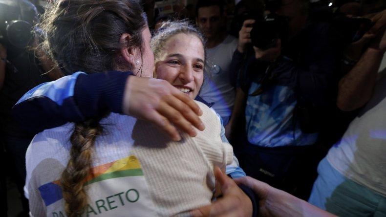 Orgullo argentino: Paula Pareto ganó la medalla de oro en judo