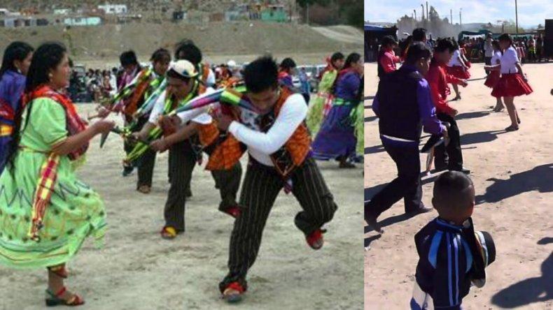 La comunidad boliviana en Comodoro celebra el día de la Virgen de Copacabana