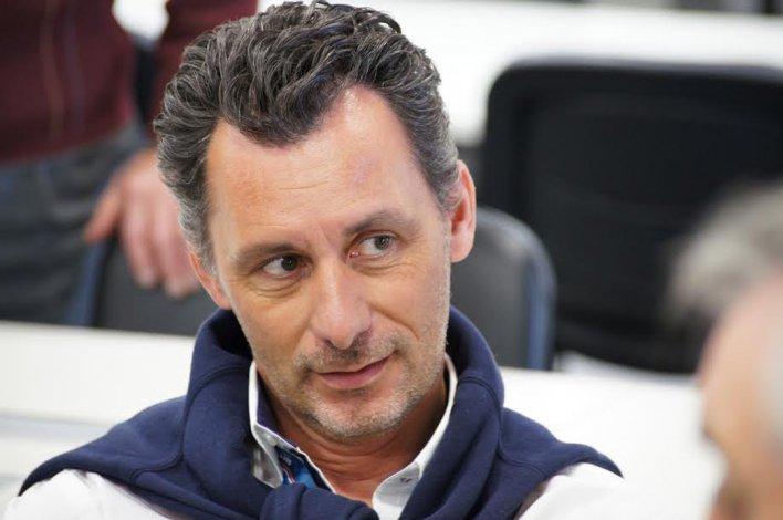 François Ribeiro es el director de Eurosport Motorsport