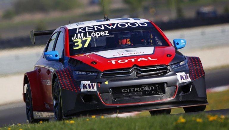 José María López se afirma en el campeonato del WTCC luego de su triunfo ayer en el autódromo de Termas de Río Hondo.
