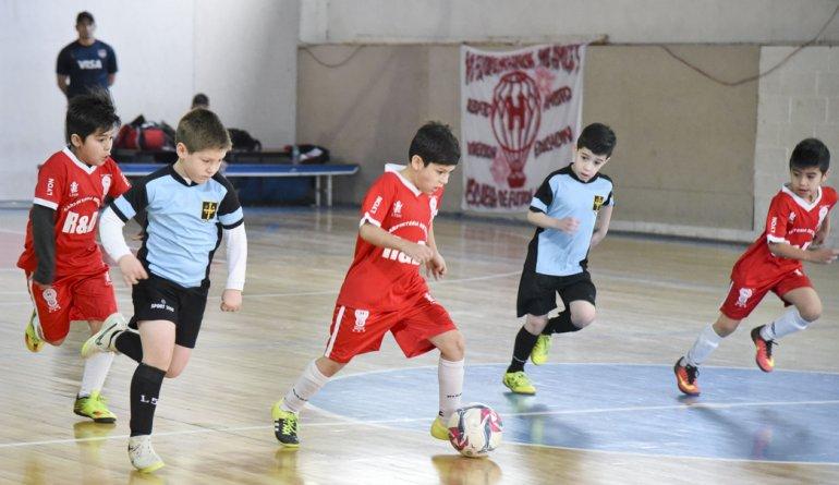La Copa Alexis Cabrera disputó una nueva jornada en la sede de la CAI.