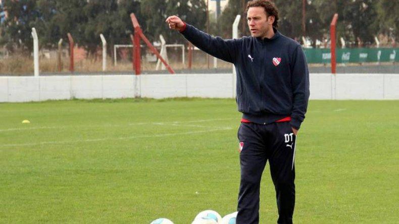 Gabriel Milito hará su debut oficial como entrenador de Independiente de Avellaneda.