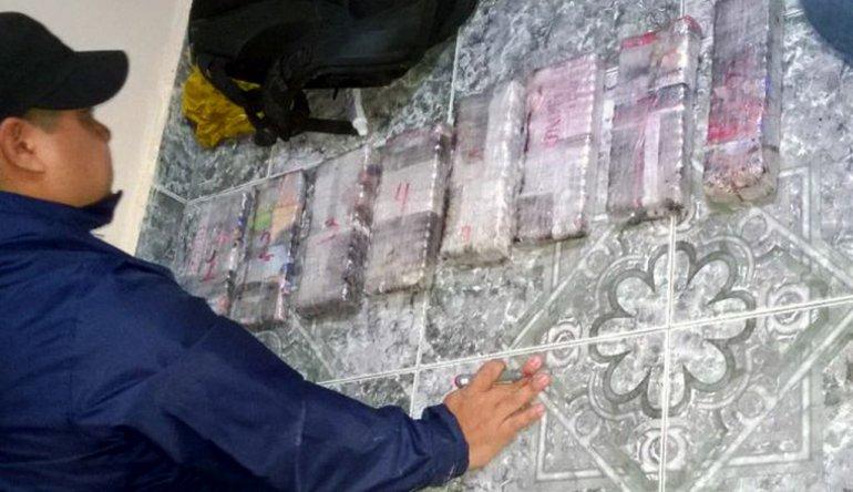 Allanamientos simultáneos en Comodoro, Madryn y Buenos Aires por drogas
