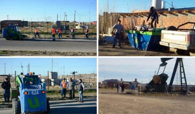 Exitosa jornada de limpieza en Zona Norte