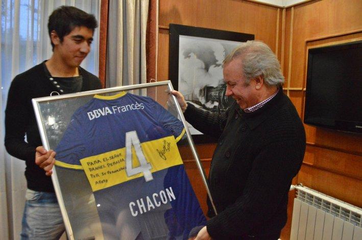 José Chacón regresa a la CAI luego de su paso por Boca