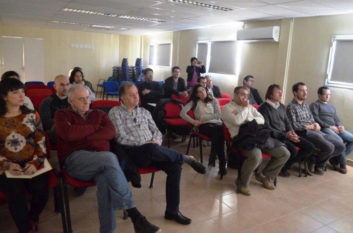 Esta mañana se realizó la audiencia para proyectos de energía eólica