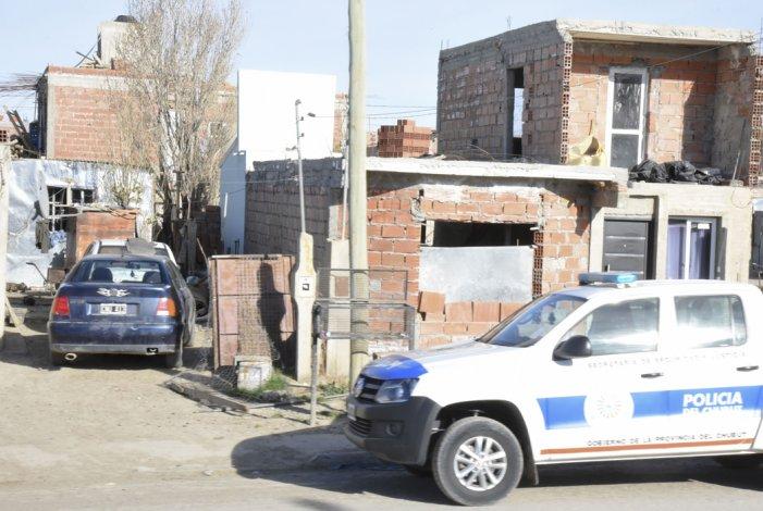 La detención de Gallardo se produjo el sábado en un domicilio de calle Ocaso (foto)