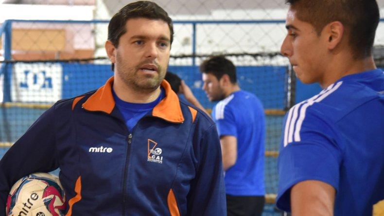 Nicolás Segura se mostró satisfecho de la pretemporada y espera tranquilo el debut.