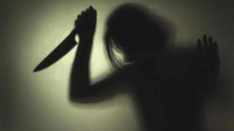 Apuñaló a su marido al defenderse de una agresión
