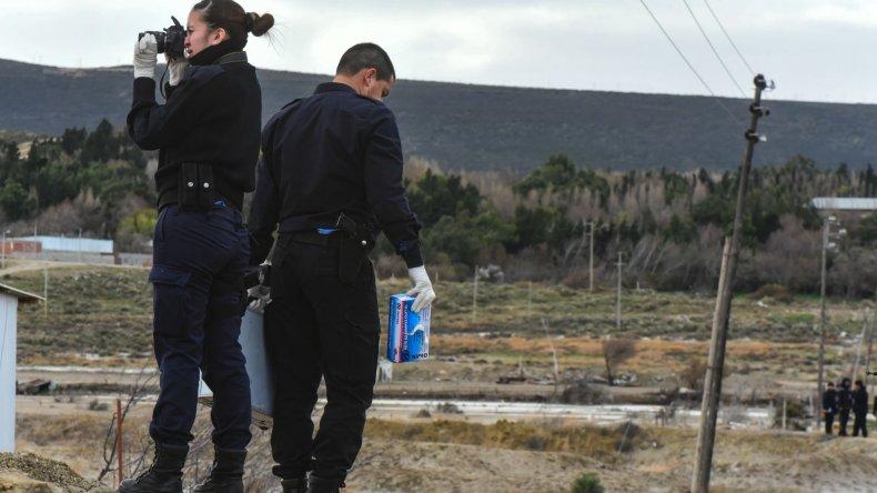 La familia de Hernández sospecha de un hombre que vive en Fracción 14