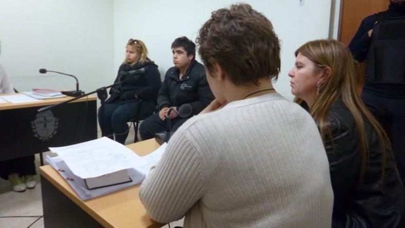 Leandro Rodríguez fue imputado por dos robos y pasará 10 días en prisión hasta que se revise su situación procesal.