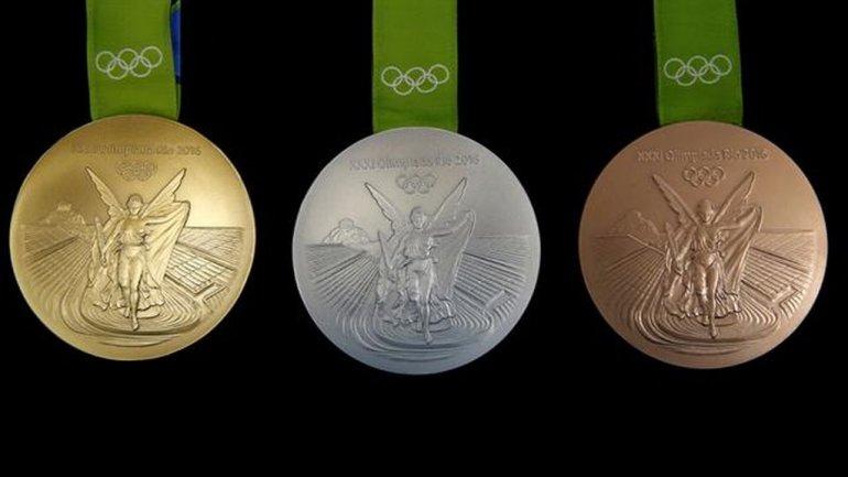 Las medallas doradas ¿cuánto oro tienen?