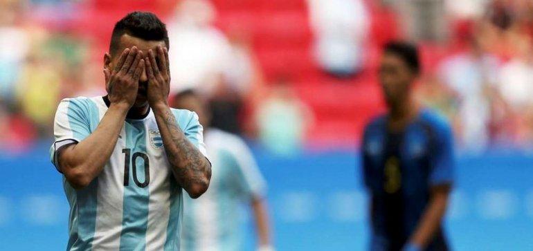 Argentina quedó afuera de los Juegos Olímpicos