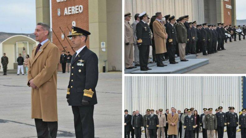 Se celebró el 104º aniversario del Día de la Fuerza Aérea Argentina