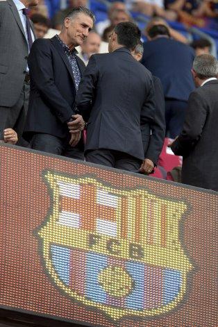 No hablamos de su regreso, dijo Bauza sobre el encuentro con Messi