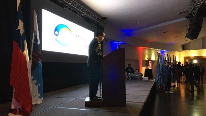 La ceremonia tuvo lugar en el Domo Puerto Marina del Casino Marina del Sol