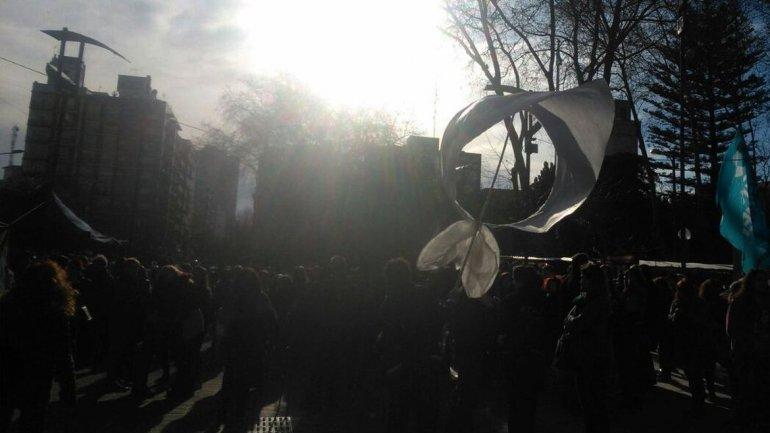 Las 2000 rondas de las Madres de Plaza de Mayo