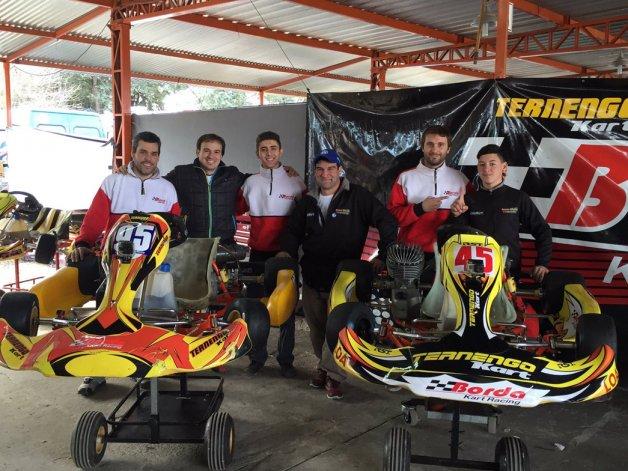 Los dos pilotos de Comodoro viajaron ayer a Buenos Aires para correr por la categoría PAKO.