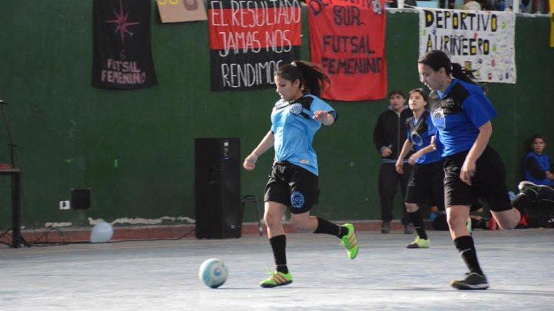 El fútbol de salón femenino disputará la próxima semana el torneo Regional en Comodoro Rivadavia.